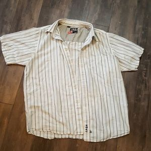 2/$6 GUC Lost enterprise Short sleeve button down